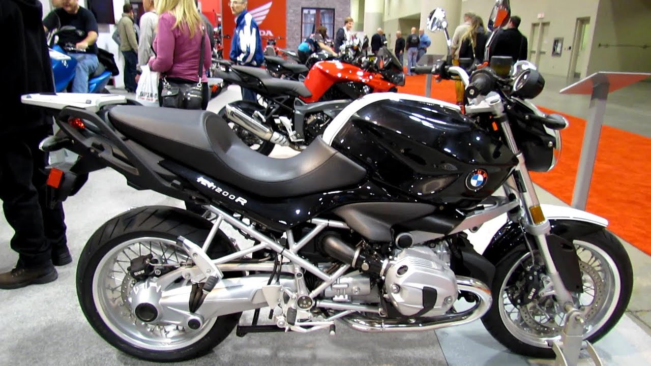 2013 bmw r1200r walkaround 2012 toronto motorcycle. Black Bedroom Furniture Sets. Home Design Ideas