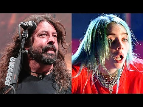Theresa - Dave Grohl Compares This 17pyr Old to Nirvana