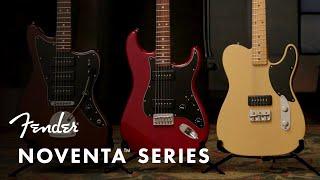 The Noventa Series   Fender