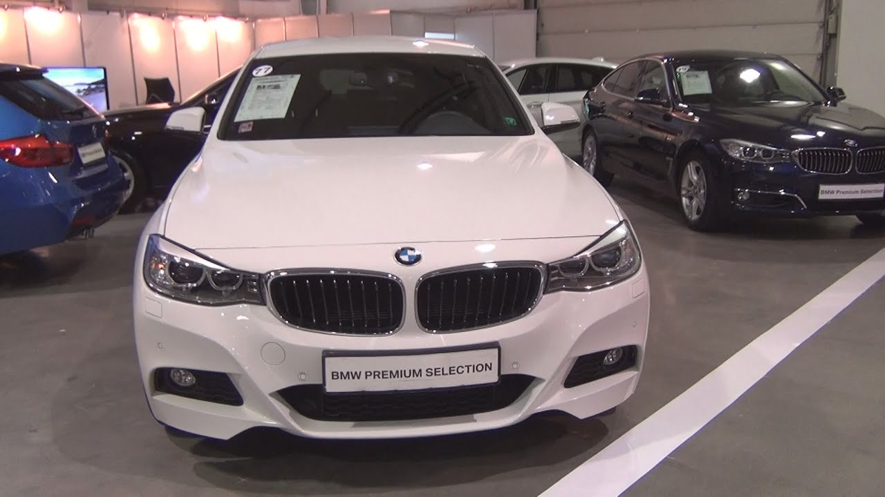 bmw 320d xdrive gran turismo 2016 exterior and interior in 3d youtube. Black Bedroom Furniture Sets. Home Design Ideas