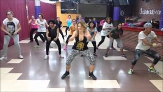 We Wanna Zumba Choreo Alexandra Stan &amp Inna