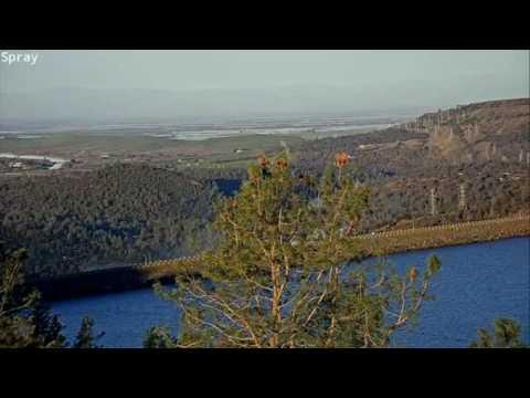 Webcam at Lake Oroville Dam in California