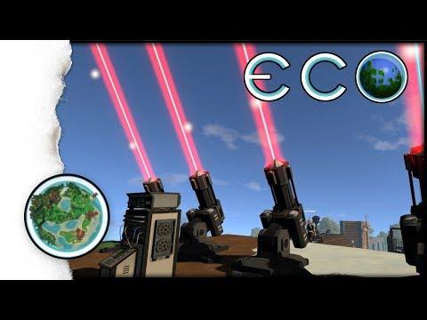Das Finale von ECO | Laser bereit zum feuern | ECO Survival | #42