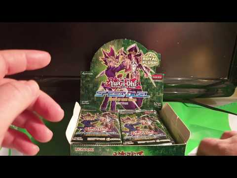 YUGIOH ARENA OF LOST SOULS BOOSTER BOX OPENING! PART 1 |