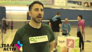 Active Team Building with Eadon Consulting(Eadon Consulting the engineering business joined us for our Business Volleyball tournament. Eadon have joined Team Activ in several events throughout the ..., 2015-12-07T12:04:57.000Z)
