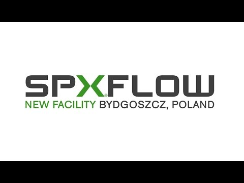 New SPX FLOW Manufacturing And Distribution Center Bydgoszcz, Poland