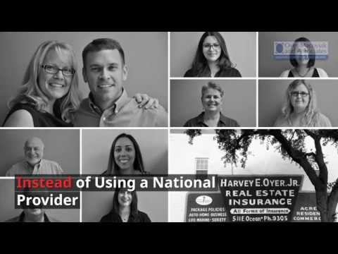 Find Local Home Insurance Instead of Using a National Provider