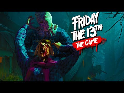 THE JOCK ALWAYS DIES FIRST! - Friday the 13th Game with The Crew! |