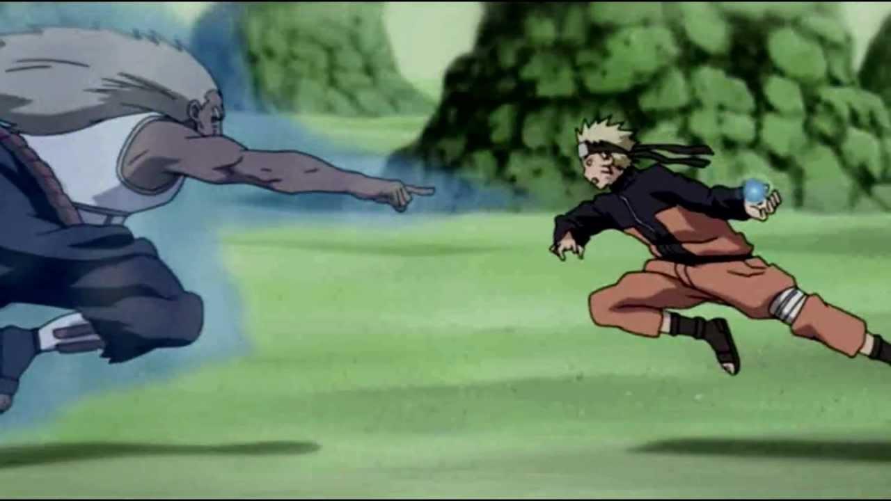 Naruto vs 3rd Raikage ( Edo Tensei ) AMV - Evanescence ...