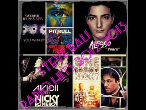 Best Of House Music 2013/ Radio Hits Mixed By Steve Bali