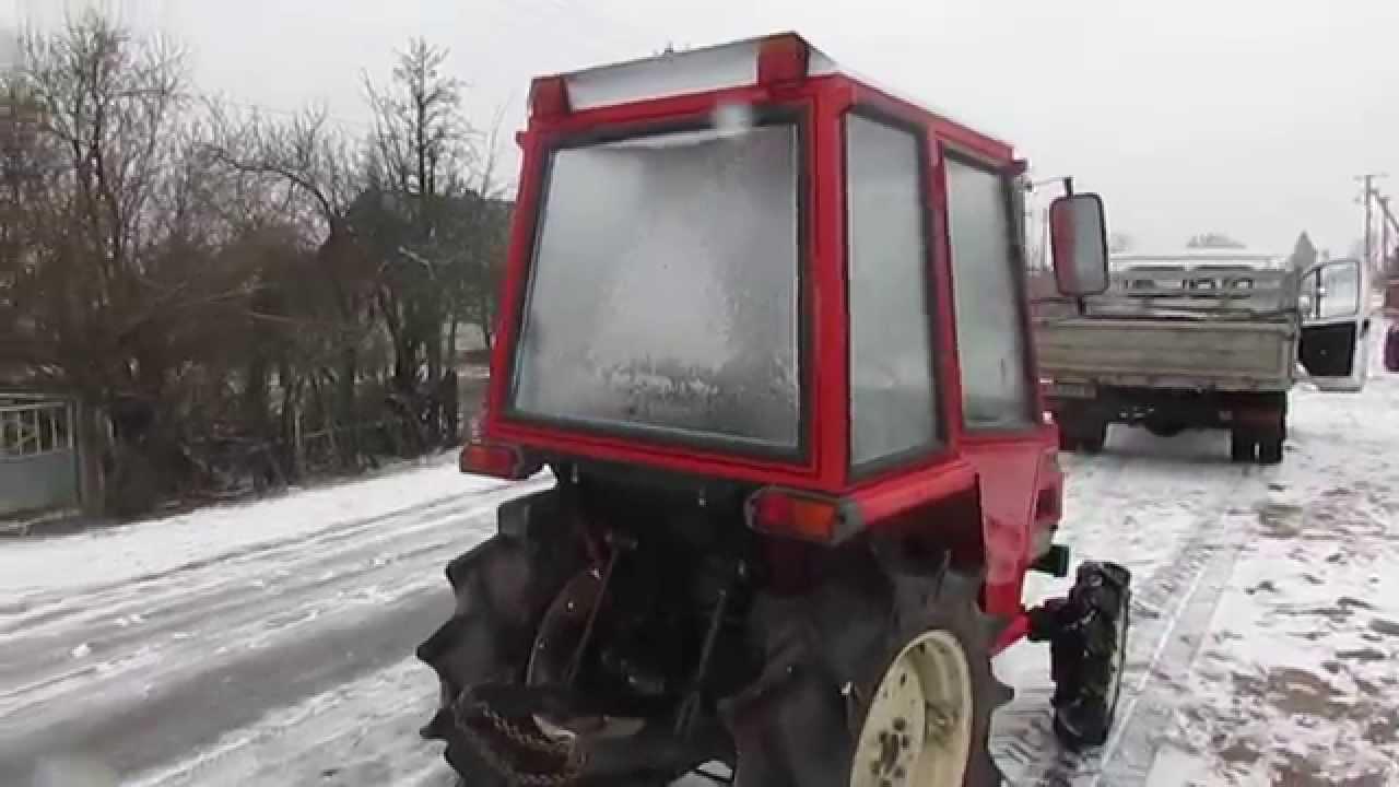 Купить Мини-трактор Jinma-264ER с кабиной, сделанной в Украине .