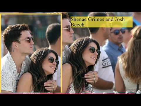 A 90210 Wedding! Shenae Grimes Gets Engaged! from YouTube · Duration:  36 seconds