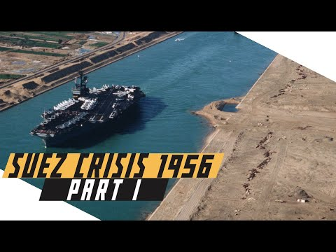 Crisis in the Middle East: An Introduction to Suez 1956