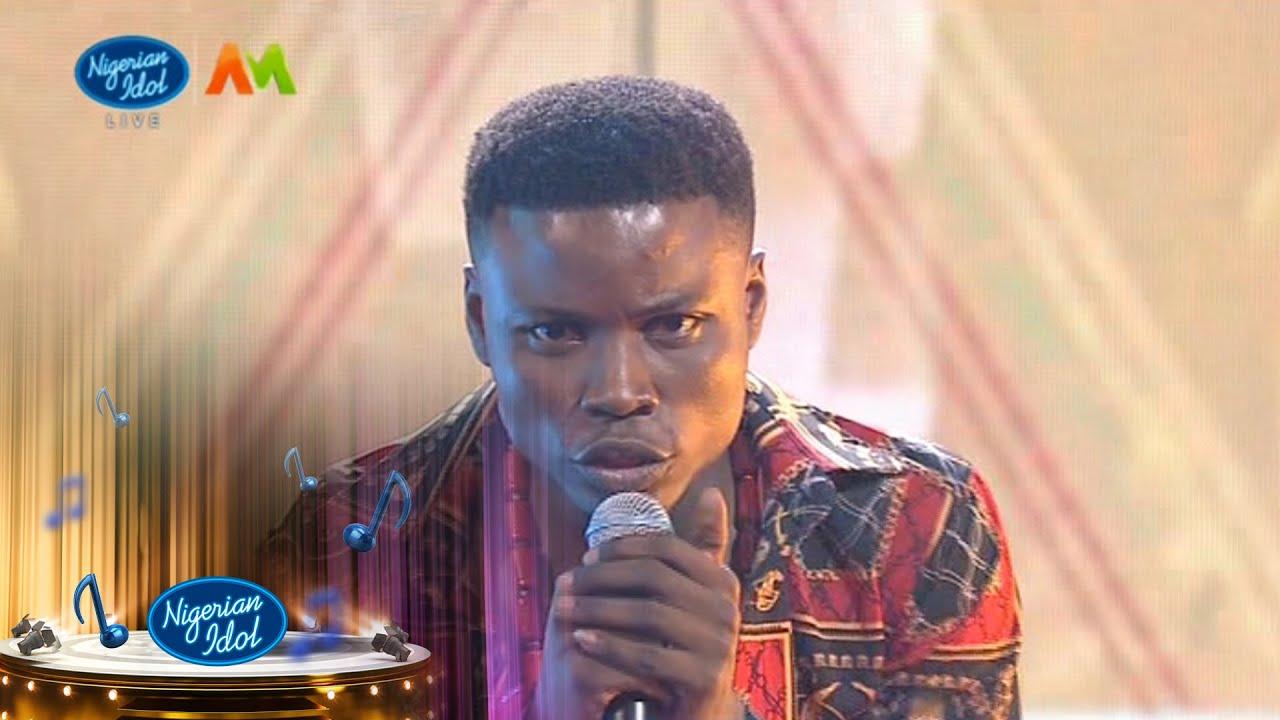 Finale: Kingdom – 'Gentleman' – Nigerian Idol | Africa Magic | S6 |E16
