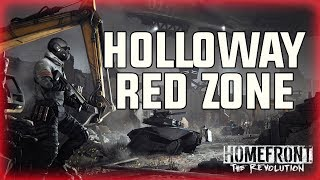 HOLLOWAY RED ZONE (Homefront: The Revolution)