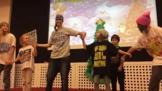 Montenegro Break Dance School. Новогодняя встреча Русскоязычной Диаспоры Черногории.