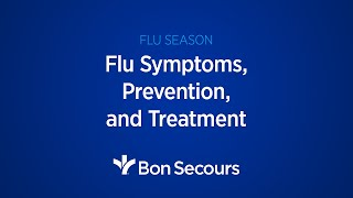Influenza Symptoms, Prevention, And Treatment