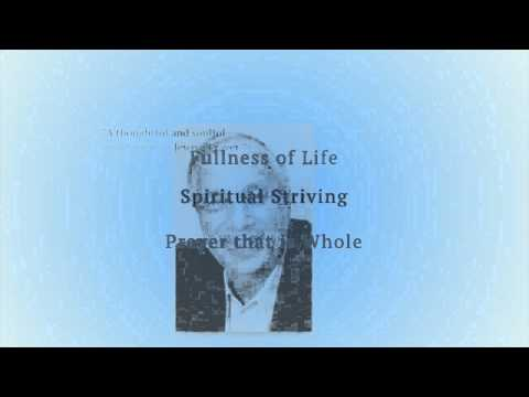 Book Trailer: Holistic Prayer: A Guide to Jewish Spirituality by Avraham Weiss