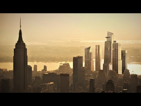 A Look At New York's Largest Development Ever - $20BN Hudson Yards