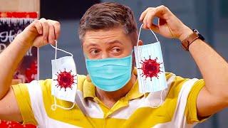 Как проходит вакцинация от коронавируса в Украине? | Дизель Шоу приколы 2021