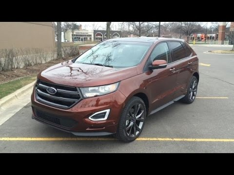 2015 Ford Edge Sport   Daily Driver - YouTube