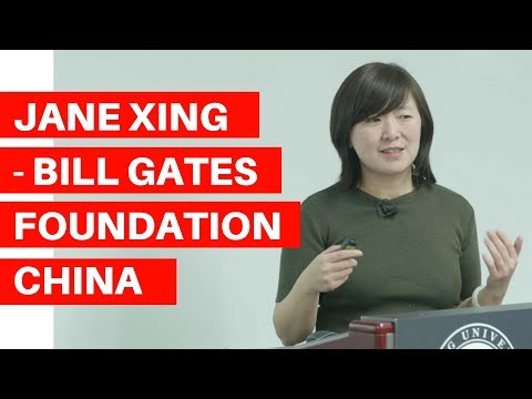 Does Africa Know What It Wants From China? Jane Xing, Gates Foundation, China