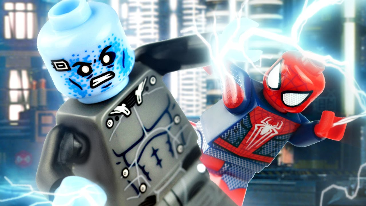 how to get black spiderman in lego marvel superheroes 2