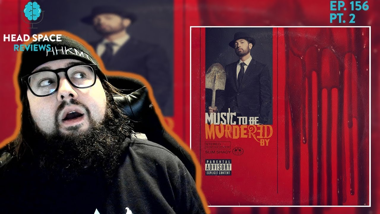 Eminem - Music To Be Murdered By - Full Album Review Part 2 (Tracks 7-13)