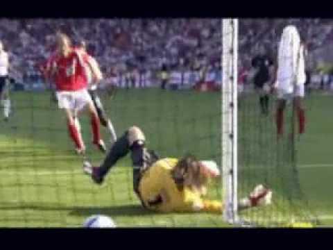 Wayne Rooney's World Cup Tribue