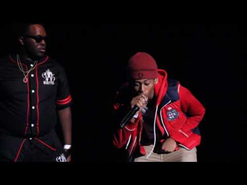 "Wooty95, Rico, DJ Swerve Perform ""She Gone Do The Squad"" LIVE"