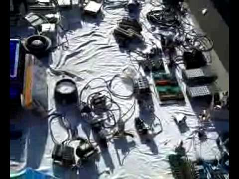 Silicon Valley Electronics Flea Market