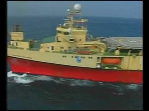 Prospection  Pétrole offshore - كيفية التنقيب عن النفط في البحر