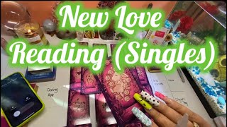 New Love (Singles) Reading🧿Pick A Card🔮🥤🍿💕🤍😍☯️✅