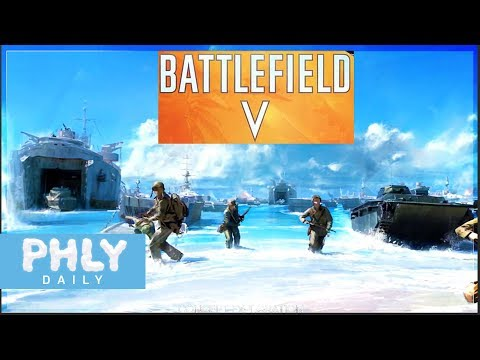 Battlefield V War IN THE PACIFIC | First Impressions (Battlefield V Pacific DLC)