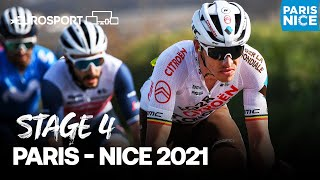 Paris - Nice 2021 - Stage 4 Highlights | Cycling | Eurosport
