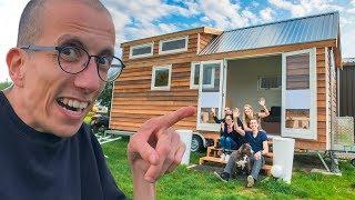 Wonen Op 25 Vierkante Meter! Tiny House In Nederland