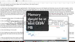 How to install BackTrack 5 on a Mac