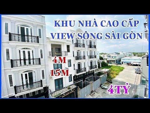 KHU NHÀ ĐẸP AN PHÚ ĐÔNG ĐƯỜNG 8M BÁN GẤP GIÁ RẺ  684  Nhà Đẹp Sài Gòn