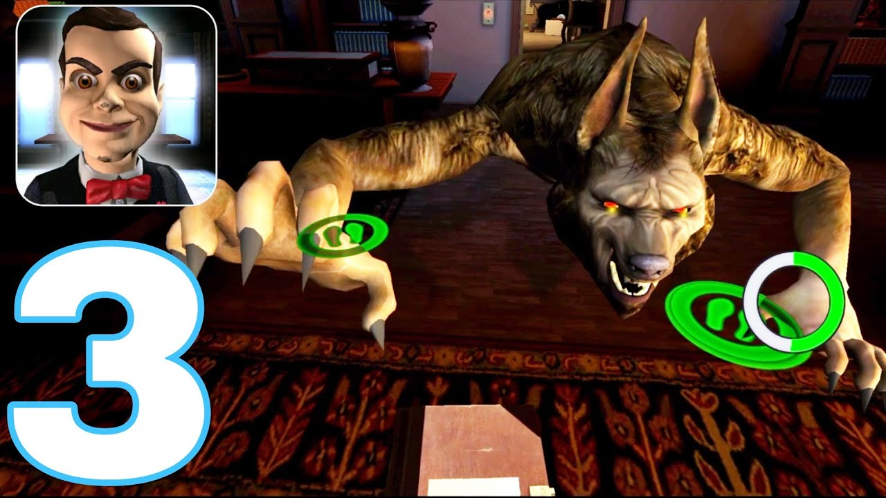 Download Goosebumps Night of Scares | Chapter 3 | GamePlay Walkthrough Part 3 ( iOS, Android )