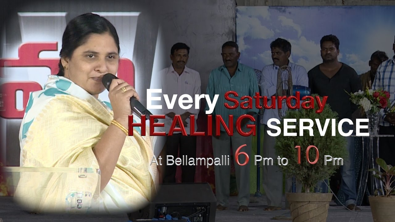 Delivered from Alcohol Addiction in Calvary Revival Meetings in Bellampalli