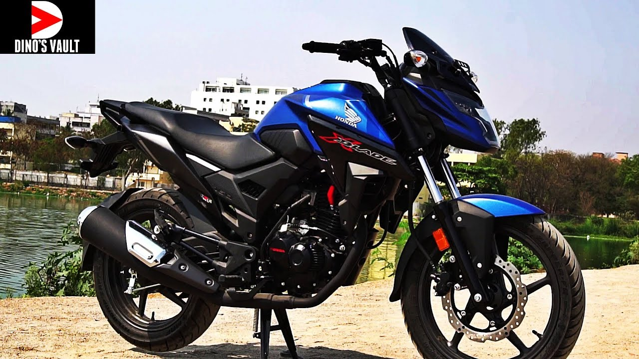 Honda X Blade First Ride Review Most Detailed Bikesdinos Youtube Front View Bikes In India