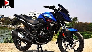 Honda X Blade First Ride Review Most Detailed #Bikes@Dinos