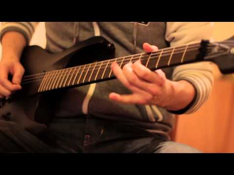 JACKSON Chris Broderick Soloist ►melodic metal guitar solo