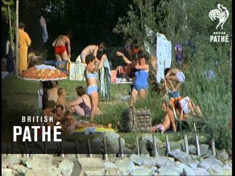 Germans On Holiday (1970-1979)