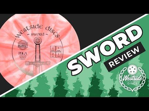 Westside Discs Sword Review | Danny Lindahl