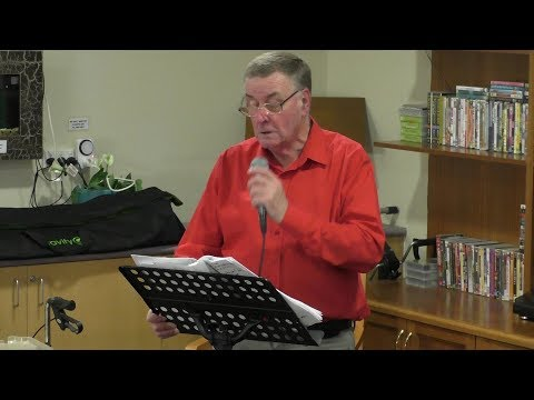 Richard McCullough: Medley of Songs from the Golden Age of Popular Music