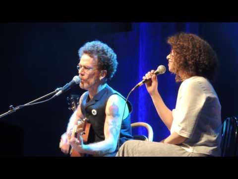 De Janeiro a Janeiro - Nando Reis & Roberta Campos no Metropolitan/RJ (25/11/16)