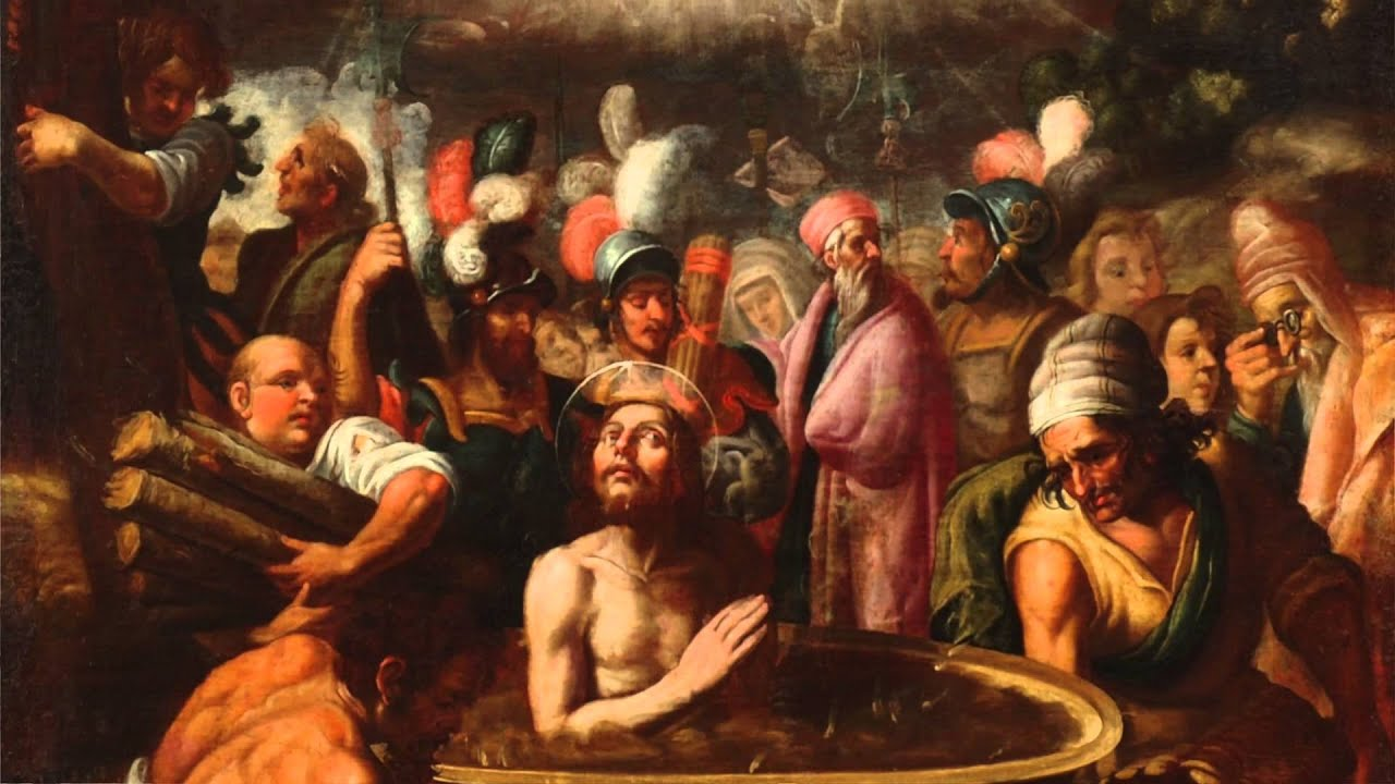 7 Facts About Apostle John, 'The Disciple Whom Jesus Loved