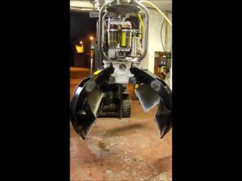 J2 Engineering - Subsea Grab