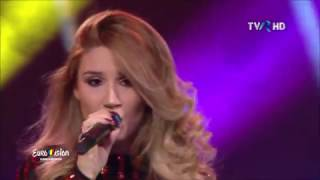 Rawanne - Make You Feel Love (Eurovision 2017 Romania Live Audition)